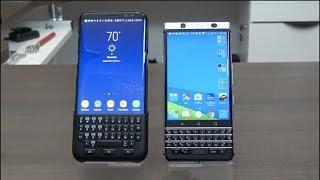 Convierte tu Galaxy S8 / S8+ en un Blackberry