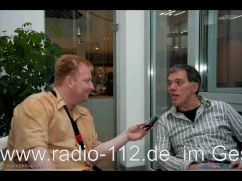 Sebastian Hämer Radiointerview auf Radio 112