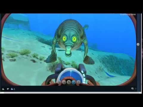 subnautica early access game