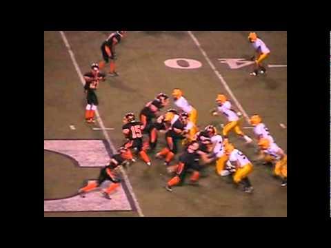 Belleville High School Shaquille Smith Highlight v...