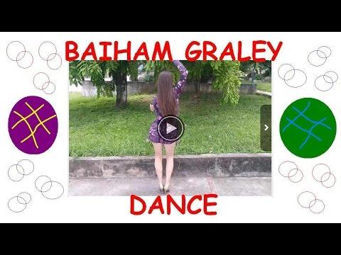 THE BAIHAM GRALEY DANCE | BORN READY | (UNCUT SEXY VERSION) thumbnail
