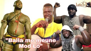 "Sococim révèle : ""Balla Gaye 2 dépasser na Eumeu Sène mome mo beugue beuré ak Balla..."""