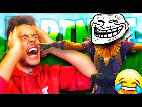 Intenta ver este vídeo de Fortnite sin reír...