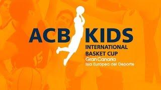 ACB Kids Cup - Final masculina Sub14: Fundación CB Canarias-CB Gran Canaria