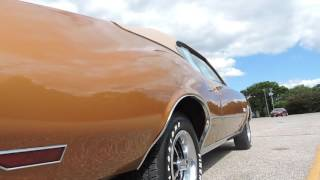 1972 olds cutlass S for sale at www coyoteclassics com