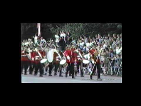 Allied Forces Day Parade - West Berlin, Germany - 1987