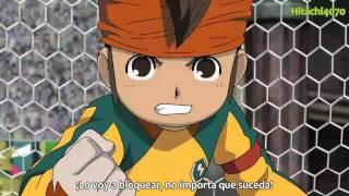 Inazuma Eleven   Brave Shot  VS  Ijigen The Hand Kai [HD]