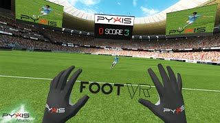 Foot VR 360 video - ready for Fifa Worldcup ?