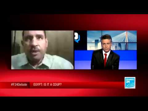 THE DEBATE: Egypt: is it a coup? (part 2) 03/07/2013