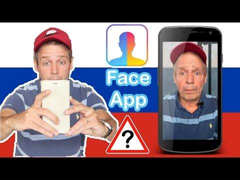 FaceApp : L'application Pour Vieillir Son Visage Est-elle Dangereuse ?