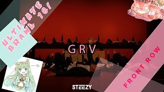 GRV 1st Place | Ultimate Brawl 2018 | STEEZY Official Front Row 4K