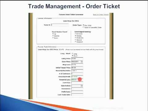 Paper Trading (Commodity Trading)