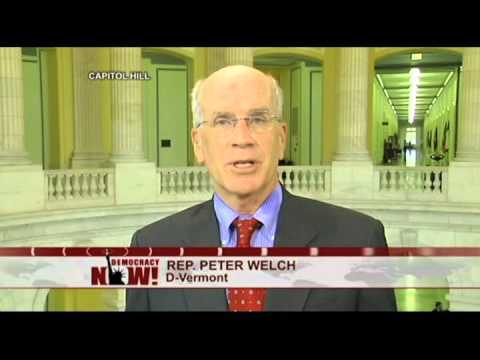 Rep  Peter Welch on House GOP