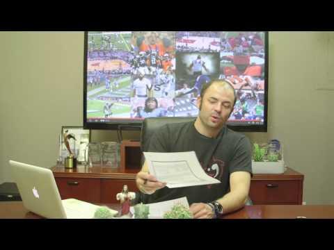 KRAP Sports - Week 8 - Power Skanking