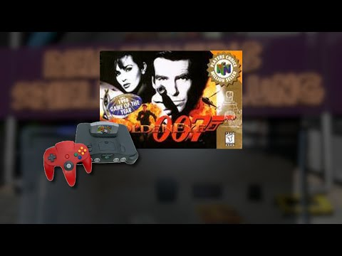 Gameplay : 007 Golden Eye [Nintendo 64]