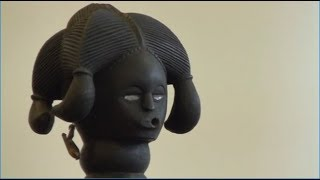 Sierra Leone Heritage : Carved Female Figures : Curator