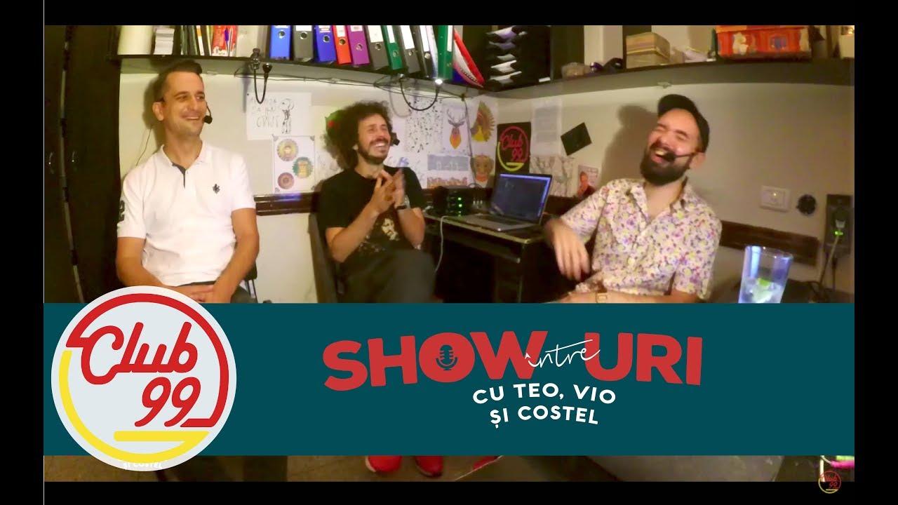 Podcast #126 | Turneu in Europa cu Calin Cretu | Intre showuri cu Teo Vio si Costel