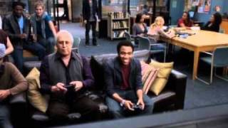 "Community Season 1 Clip - ""Mafia Movie"""