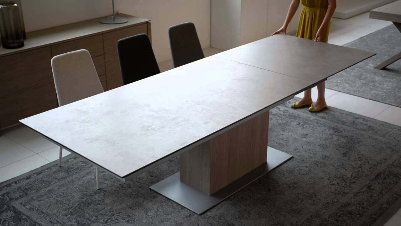calligaris ouverture table sincro g ant du meuble