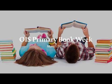 OIS Primary Book Week