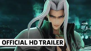 Super Smash Bros. Ultimate Sephiroth Reveal Trailer | Game Awards 2020