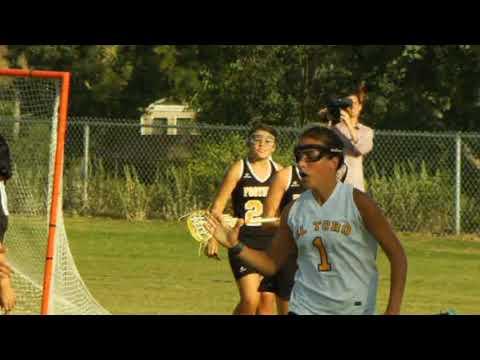 El Toro HS Girl's Lacrosse 2009 Yearbook