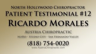 North Hollywood Chiropractor Review 12 | Dr. John Austria | Austria Chiropractic