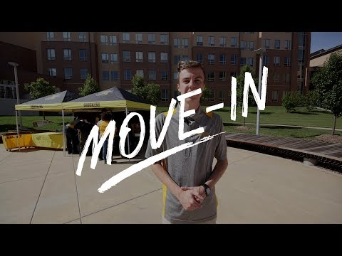 Moving In! -Wichita State University Housing