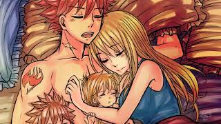 ● Fairy Tail ● Nalu Family Fantastic Fanart ● Mine