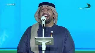 حسين الجسمي - أما براوه - هلا خور فكان 31-  12-2020 مع انغام خورفكان Hussain Al Jassmi