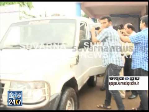 Couples arrested for blackmailing Raghaveshwara bharathi swamiji