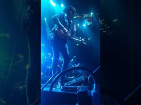 Wovenhand-Sinking Hands - Live Thessaloniki Greece 12-5-2017