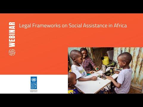 Legal Frameworks on Social Assistance in Africa