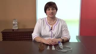 видео Антибиотик для ингаляций небулайзером
