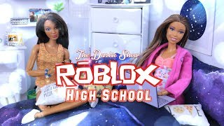 The Darbie Show:  Roblox High School - Massive Multiplayer Online Video Game