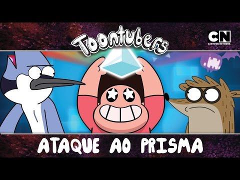 Jogo PARA DE SORRIR STEVEN!!!!!!! | Toontubers