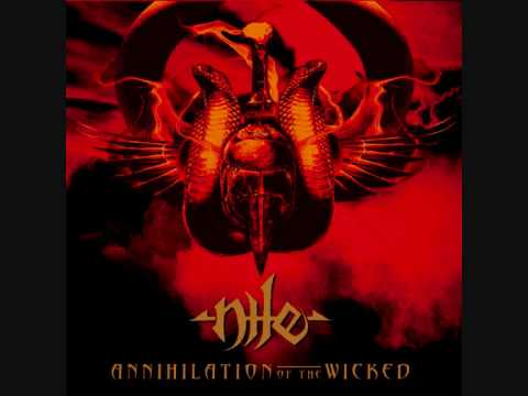 Nile-Annihilation Of The Wicked mp3