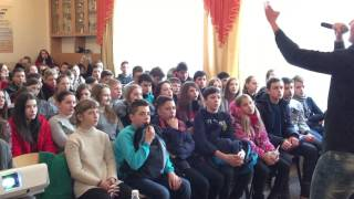 Борислав Гімназія співає Моя Мрія
