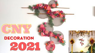 DIY Chinese New year Decoration