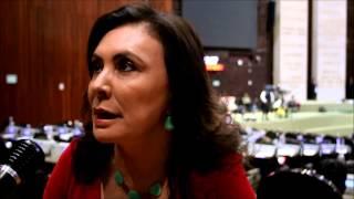 Entrevista con la diputada Beatriz Zavala