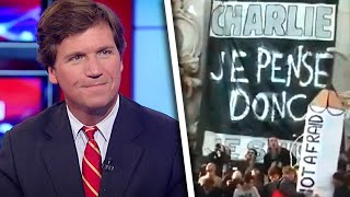 Tucker Carlson Would Say No To ALL Muslims, Here