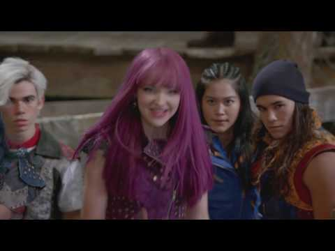 It's Goin' Down - Descendants 2 Reversed!