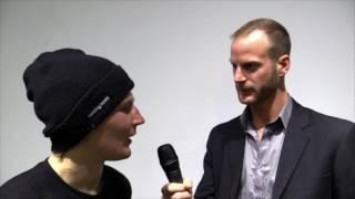 Janne Elonen-Kulmala Post-Fight Cage 36