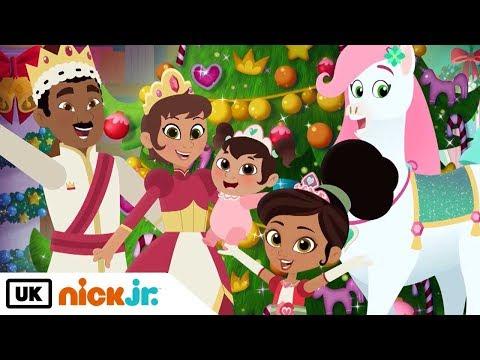 Nella The Princess Knight | The Knight Before Christmas | Nick Jr. UK