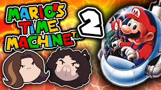 Mario's Time Machine: Mon Ami! - PART 2 - Game Grumps