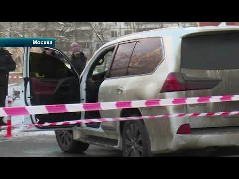 Московскому водителю выстрелили в голову