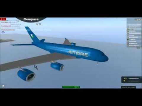 JetEire Flight - Wednesday 30th January 2013