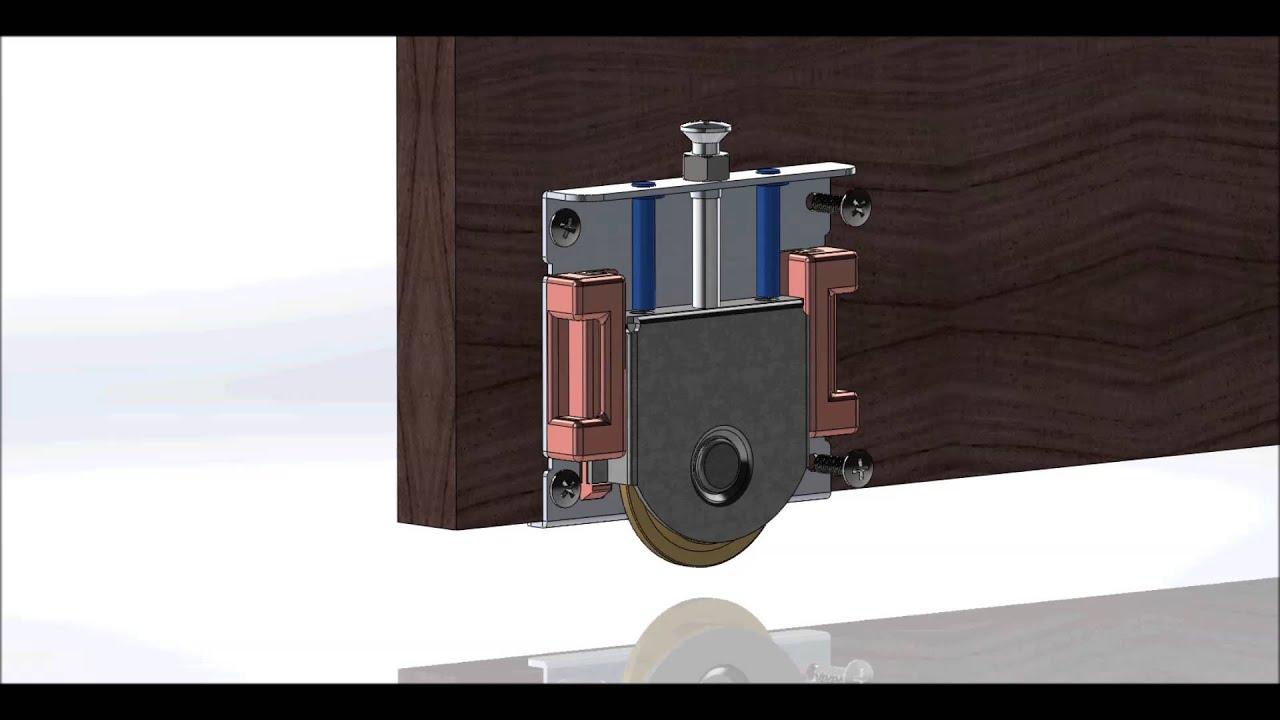 Ask 600 Surgu Sistemi Ve Fs 301 Ray Ici Fren Sistemi Montaji