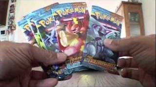 5 Pokemon Triumphant booster packs opening
