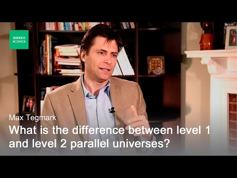 Evidence for Parallel Universes — Max Tegmark / Serious Science